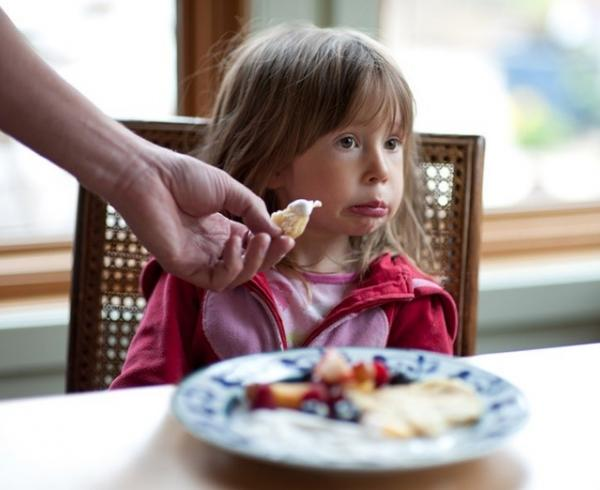 παιδιά και αρνηση λήψης κρέατος